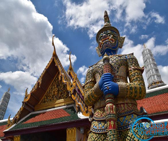 bangkok da gezilecek yerler