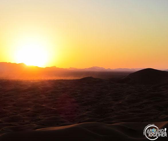 fas sahara çölü
