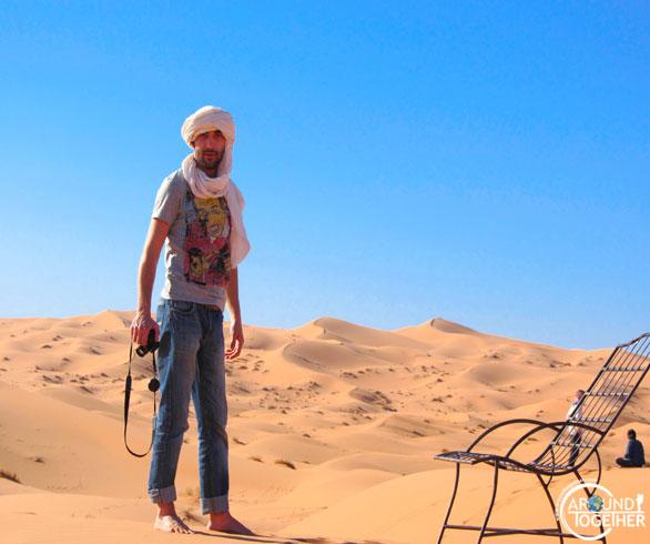 sahara çölü gezisi