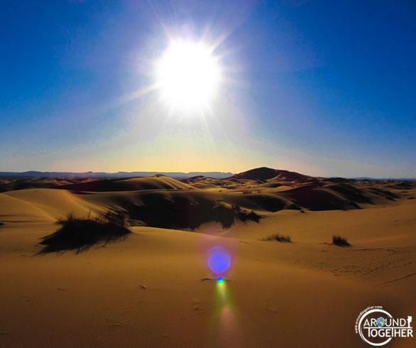 sahara çölü turları