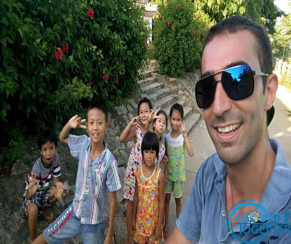 vietnamli cocuklar