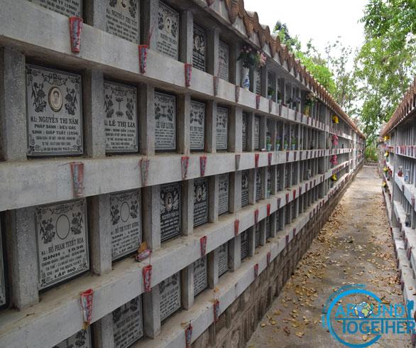 budist mezarları