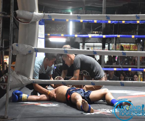tayland box maçı