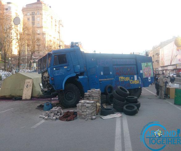 Savaş zamanı ukrayna'ya Gitmek,Kiev