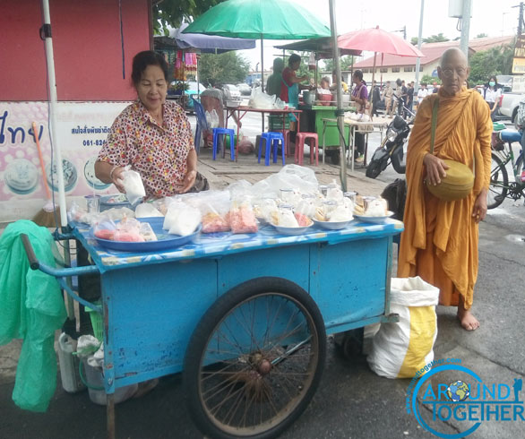 ayutthaya buda rahip