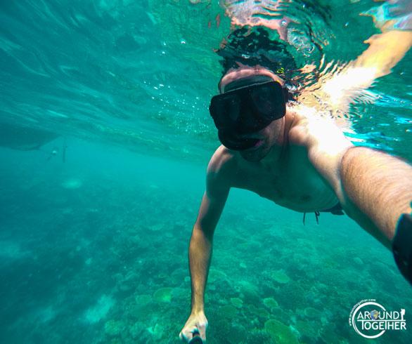 el nido adası dalış