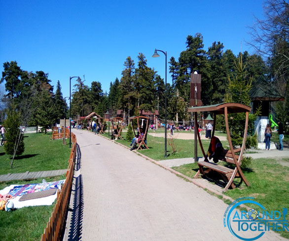 bolu gölcük tabiat parkı