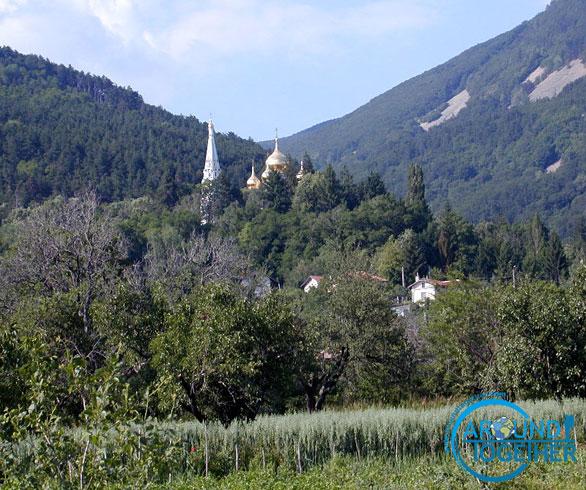 93 Harbi ve Şipka Geçidi ve Anıtı