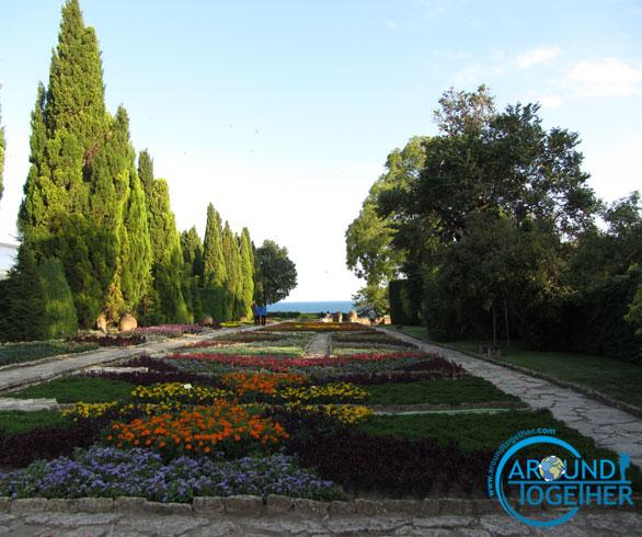 botanik parkı balchik
