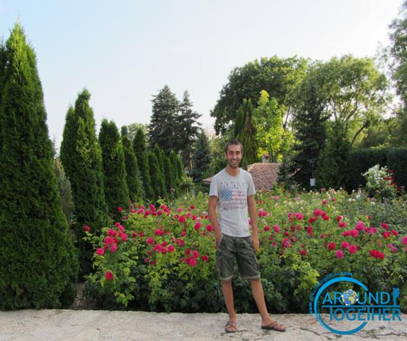 balchık botanik parkı