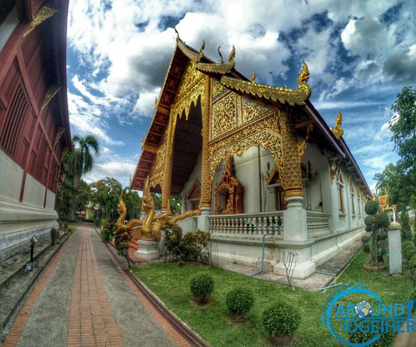 chiang mai da görülmesi gereken yerler