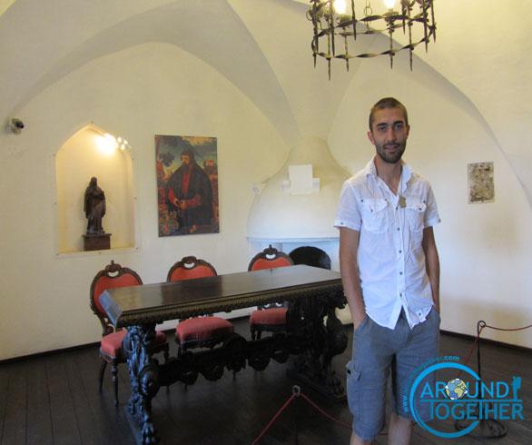 romanya gezisi braşov bran kalesi