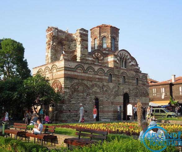 bulgaristan nessebar