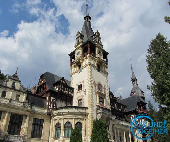 Romanya Peleş sarayı