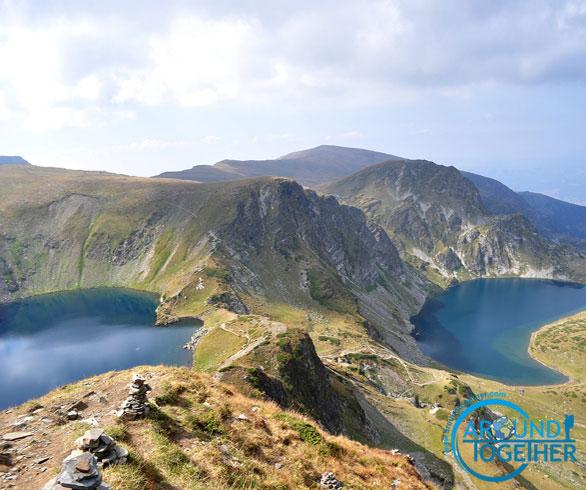 Bulgaristan rila dağı milli parkı