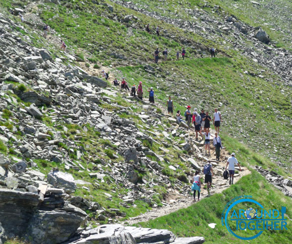 Bulgaristan milli park rila
