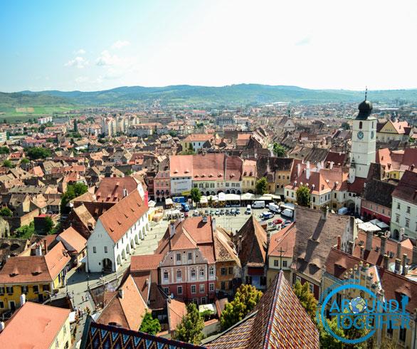 Romanya'nın Kültür Başkenti Sibiu