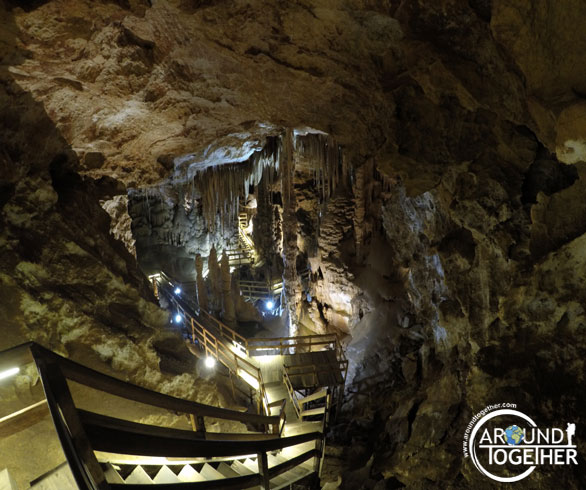 en güzel mağaralar