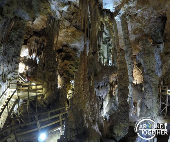 gümüşhane mağaraları
