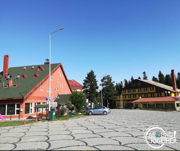 ılgaz dağı otelleri