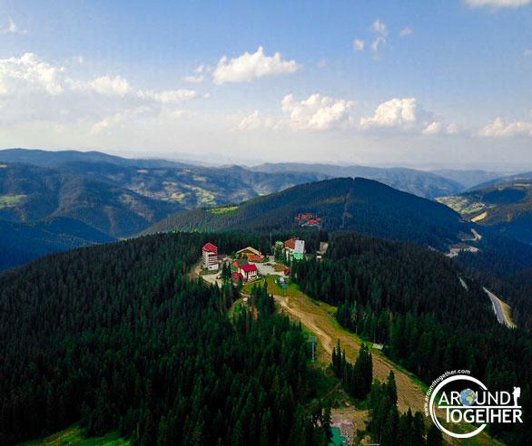 ılgaz dağı kayak merkezi