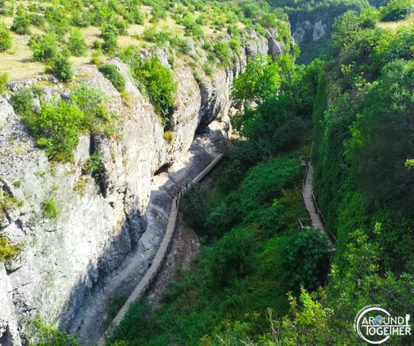 tokatlı kanyonu fotoğrafları