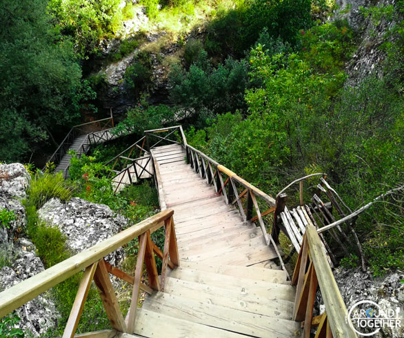 tokatlı kanyonu fotoğraf
