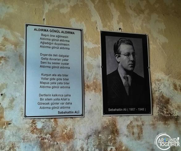 sinop cezaevi fotoğrafları