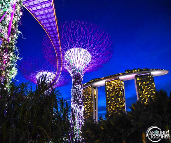 singapur skywalk