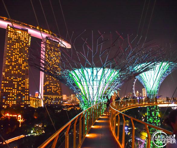 singapur gardens of the bays