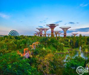 singapur fotoğrafları