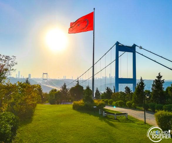 istanbul parkları ve gezilecek yerler
