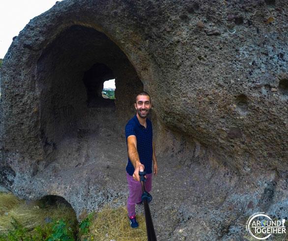 samsun tekkeköy mağaraları