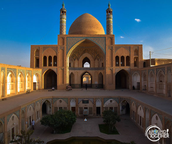 Kashan City, Iran