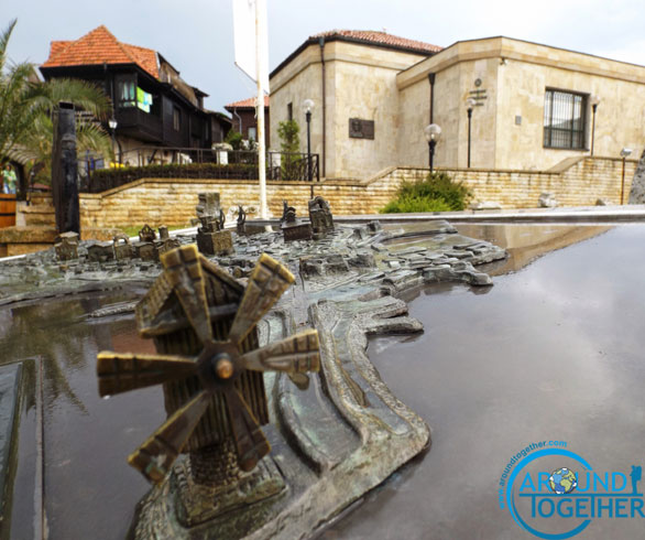 burgas city