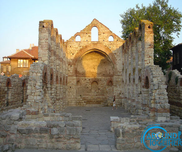 burgas nessebar church