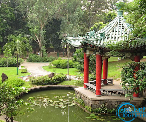 botanic park manila