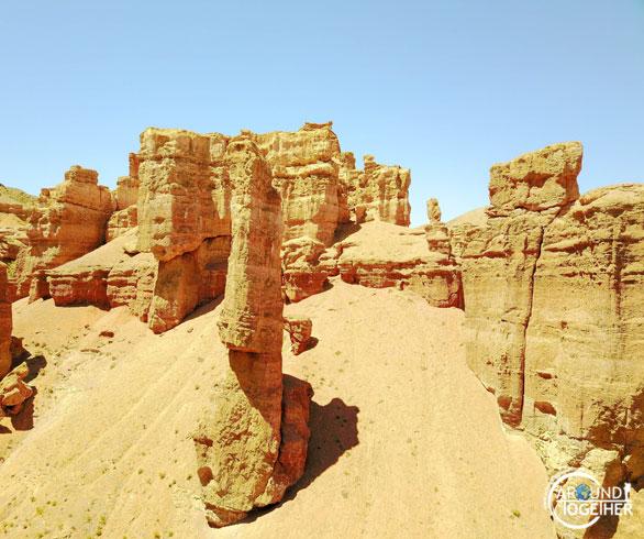 kazakistan kanyon