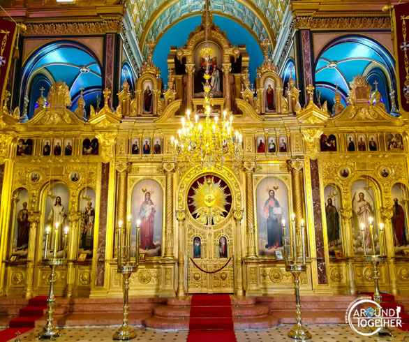 istanbul bulgar kilisesi
