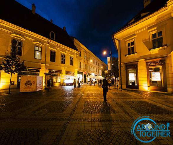 sibiu travel guide