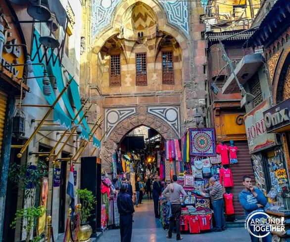 kahire pazarları